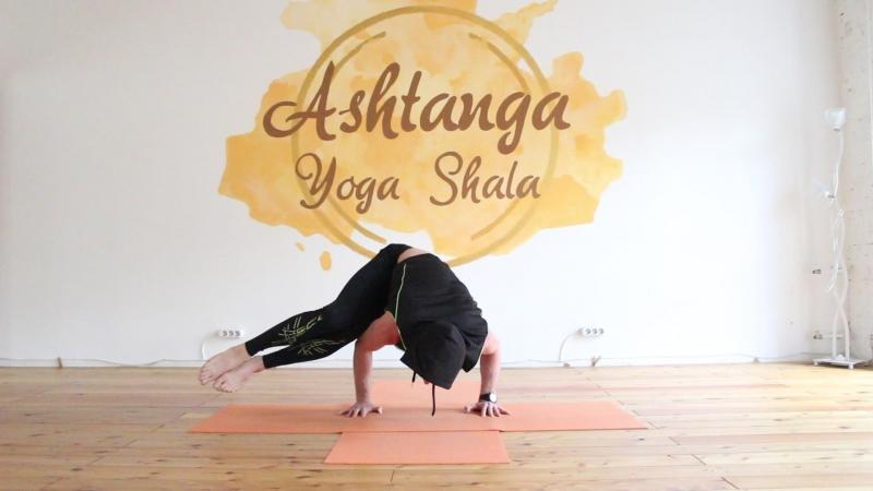 Фитнес-йога с Антоном Щиголевым