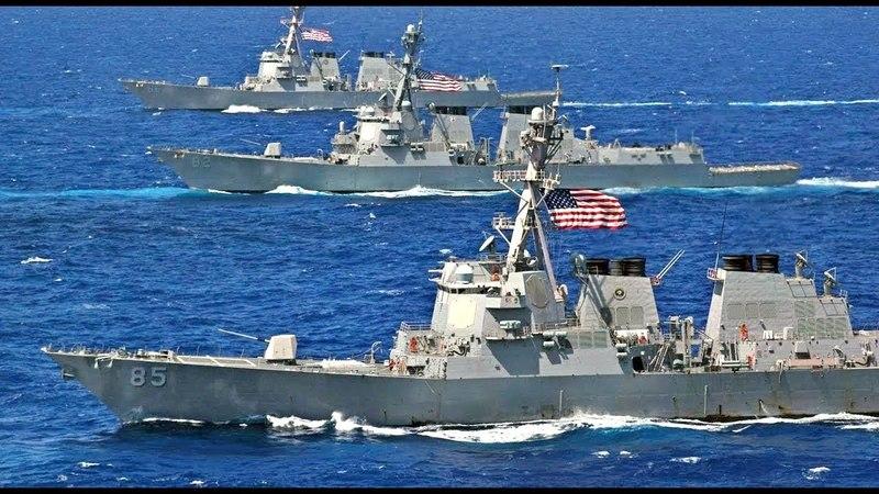 Русский ответ кораблям НАТО в Черном море