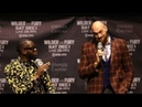 After 3 Days Of Verbal Assault Did Wilder Misjudge Tyson Fury Was Fury Wilder's Biggest Mistake