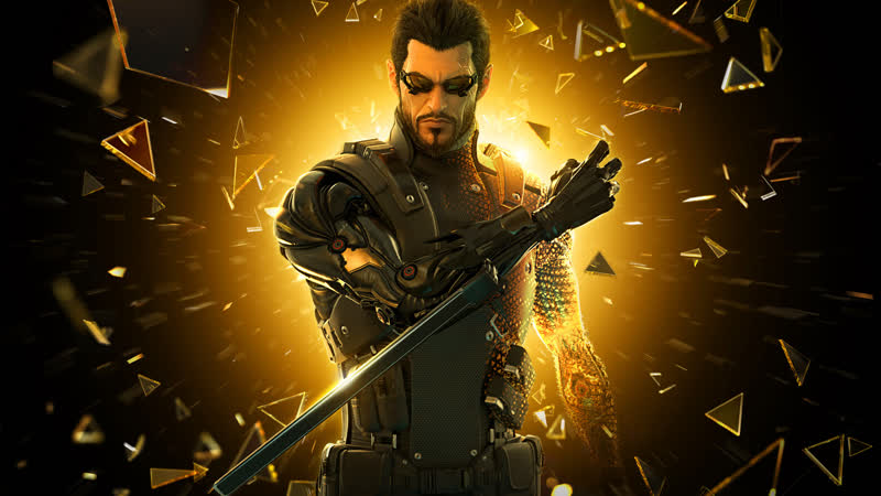 Deus Ex Human Revolution Хайленд Парк Без следа и выстрела босс