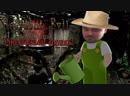 Resident Evil Remake прохождение:60fps(Крис Редфилд) часть 3 Особняк-уничтожаем сорняк химией!