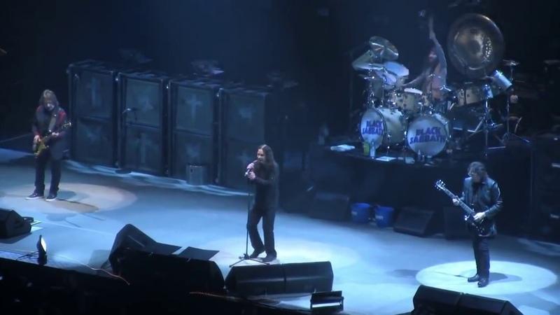 Black Sabbath, The End Vancouver 2016 Best