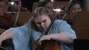 Elgar — Cello Concerto in E minor, 1-2 mov. Anastasia Ushakova (16 yo, cello)