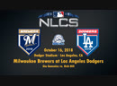 Постсизон 2018 Чемпионский раунд НЛ Лос Анджелес Доджерс Милуоки Брюэрс 4 я игра серии