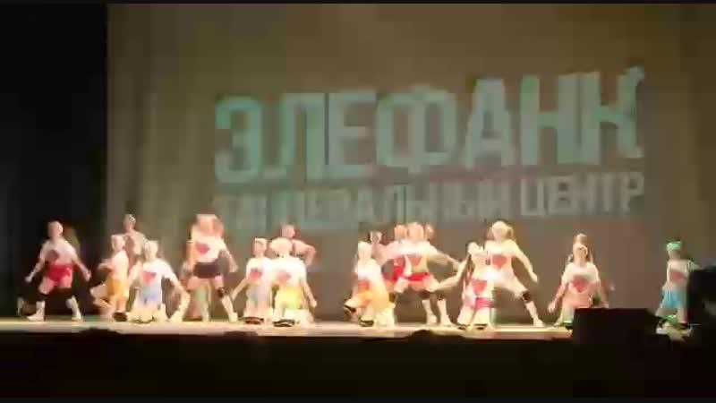 Отчётный концерт со мной ю.Тренер Юлия Князева