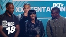 XXXTentacion's Mom Accepts His Best New Hip-Hop Artist Award