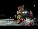 Ryota Hama, Yasufumi Nakanoue, Yoshihisa Uto (c) vs Ryuichi Kawakami, Kazuki Kikuta, Taishi Takizawa (BJW - Endless Survivor 201