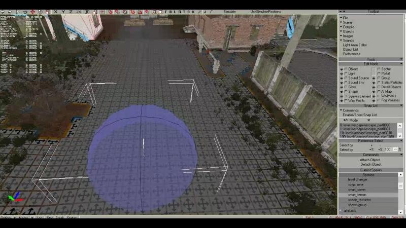 SDK 07 №1Как создать мод smart terrain