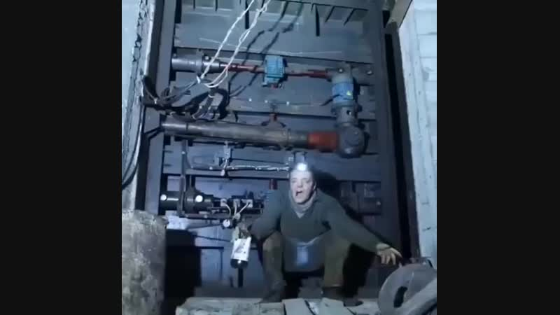 When you are about to leave the vault in Fallout on a Russian playthrough.