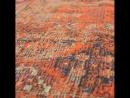Пропуск нити создаёт эффект потёртости, ковры выглядят оч аутентично.  В интернет-магазинах - светшату и коврышату, достав