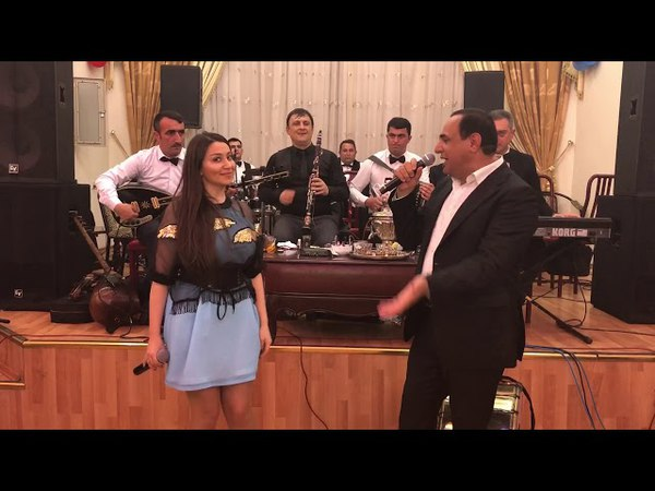 Manaf Ağayev & Damla-Popuri (Ucar toyu)