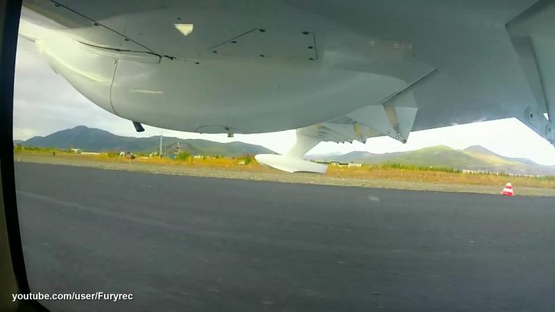 Гидросамолет в Сусумане. Колыма. Полеты. Малая авиация