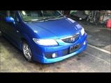Разбор Mazda Premacy CP8W