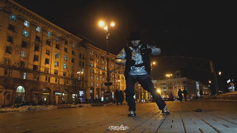 DIMENSION (Netherlands) freestyle in Kiev Ukraine 2018 | THE VIBE | Danceproject.info