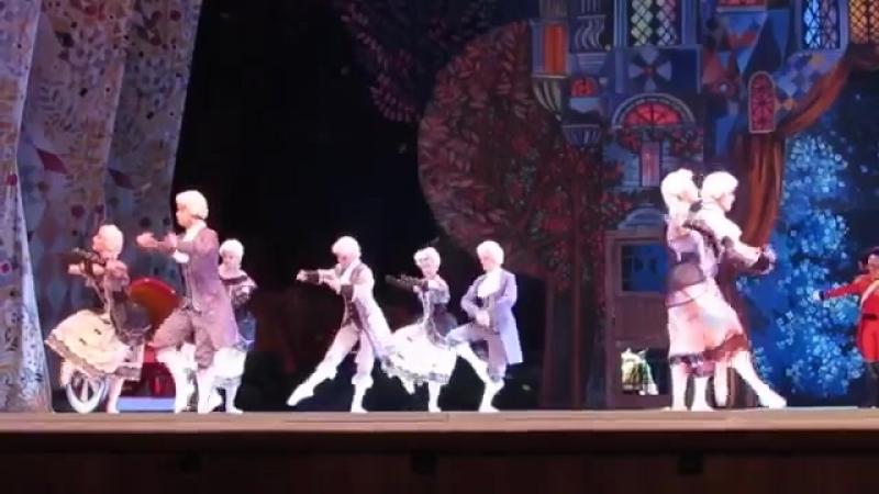 27 06 2018 Kremlin Ballet Кремлевский балет CIPOLLINO premiere excerpts Чиполлино Премьера фрагменты part часть 3