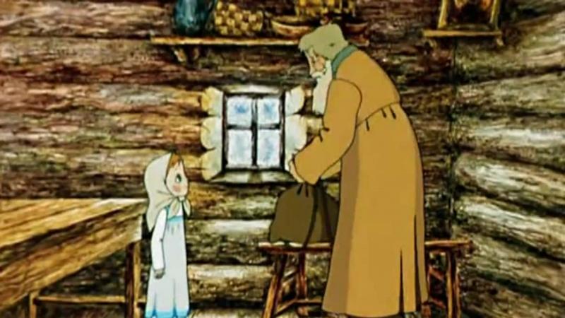 «Серебряное копытце» (1977), реж. Геннадий Сокольский