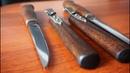 Рыбацкий нож охотника из палок клея и железяк