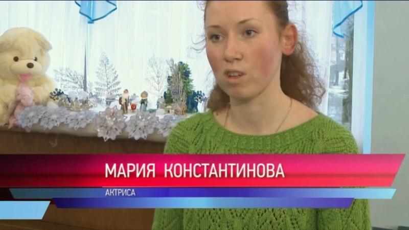 Репортаж канала ОТР о проекте Время жить г Санкт Петербург Ноябрь 2016