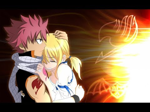Нацу и Люси Хвост феи Fairy Tail Skillet - Люси 「AMV」