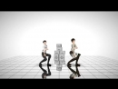 【進撃のMMD】Number 9 【進撃の巨人 Levi and Eren】