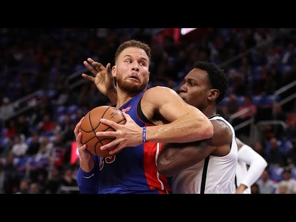 Brooklyn Nets vs Detroit Pistons - Full Game Highlights   Oct 17, 2018   NBA 2018-19