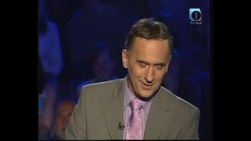 Milijonar z Jonasom (10.05.2007)