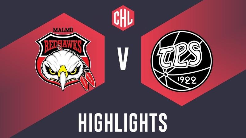 Highlights Malmö Redhawks vs. TPS Turku