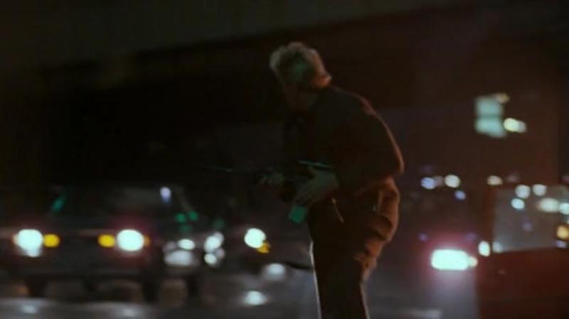 Смертельное Оружие 1987 Мел Гибсон Дэнни Гловер Реж Ричард Доннер Warner Bros Детективный фильм Боевик
