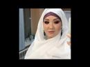 Make up 💄и повязывание платка на Никах 🧕🏻
