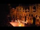10 10 2018 Odeon Herodes Atticus Athens Spartacus Grigorovich Ballet Одеон Геродис Аттикус Афины Спартак Балет Григоровича