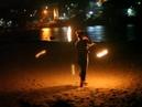 Йога огня и ночи на краю Ганги где-то в Индии (2013)