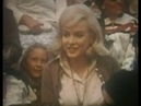 Marilyn Monroe On The Set Of The Misfits 1960 - Rare colour Home Movie