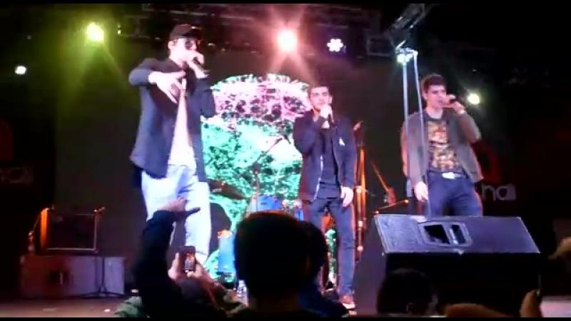 NAMILI × Ruh (концерт)
