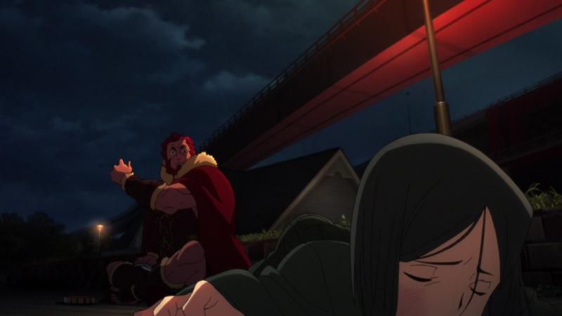 Fate/Zero CM1 Waver Velvet Rider