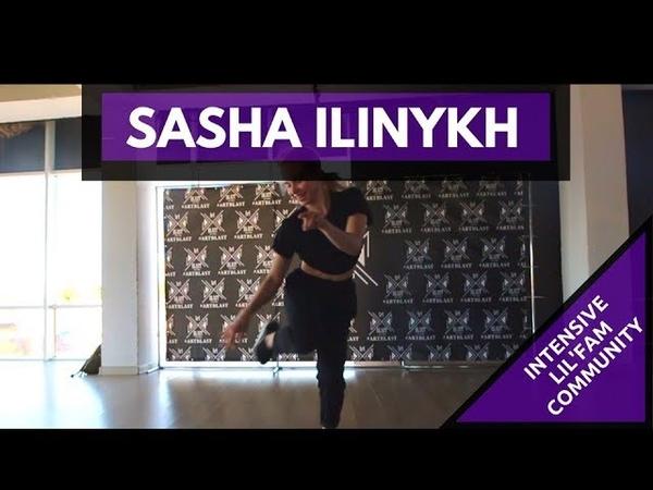 SASHA ILINYKH  LIL FAM INTENSIVE  ARTBLAST DANCE STUDIO