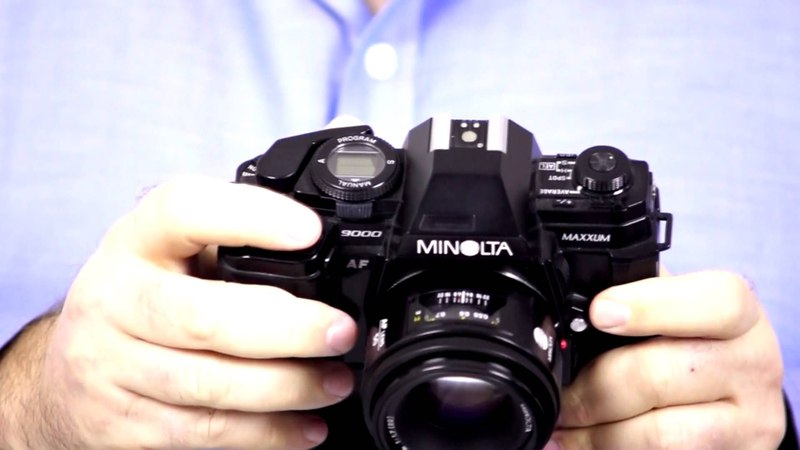The Top 10 Best and Worst Minolta Cameras Ever (HD Version)
