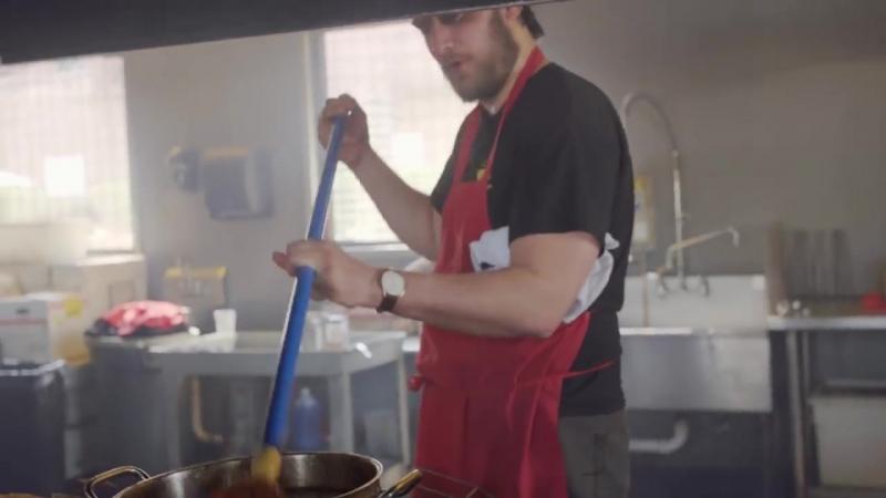 Brad Makes Whole Hog BBQ with Rodney Scott _ Its Alive _ Bon Appétit