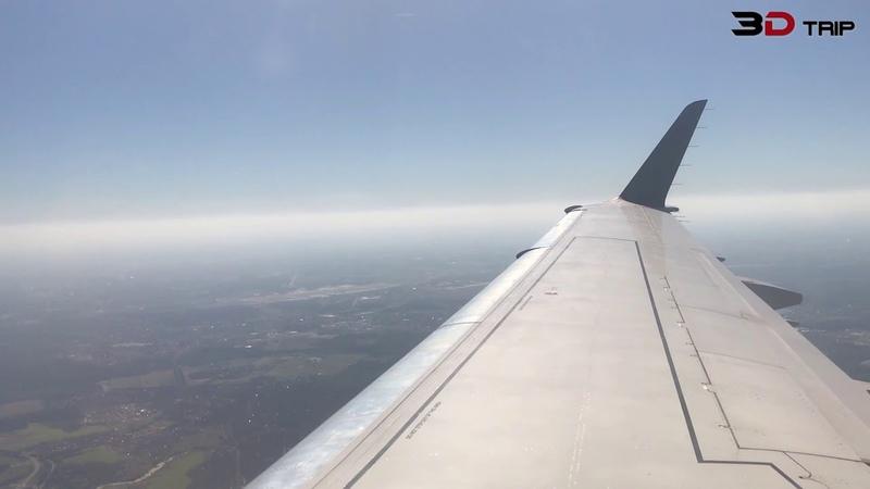 Flight LO675: Warszawa - Moscow. 2018-08-11