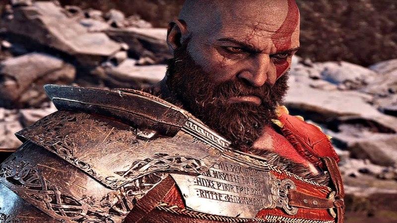 GOD OF WAR 4 - Kratos Tells Atreus The Truth (Ghost of Sparta Reveal)