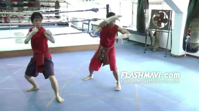 5 Muay Boran Kicks