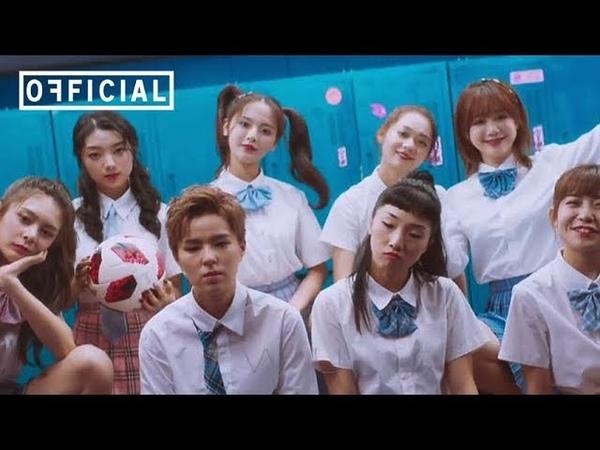 Rocket Girls (火箭少女101) - 撞 / Official MV