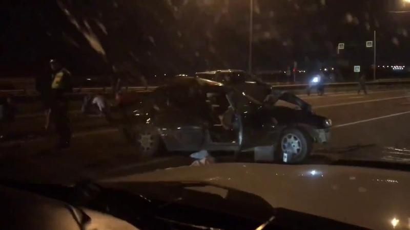 Авария на объездной