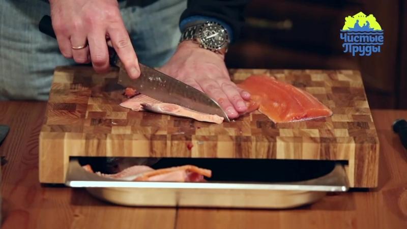 Засолка форели. Короткий рецепт приготовления пойманной рыбы