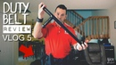 Nick Off Duty: Police Duty Belt Review