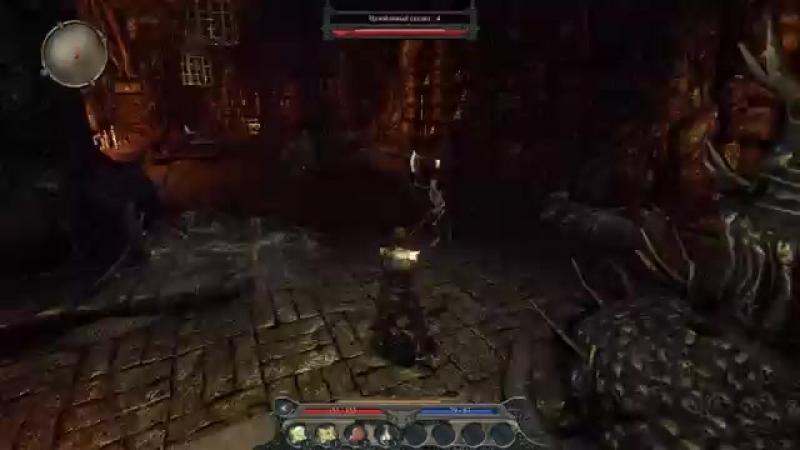 Divinity II_ Developers Cut - Прохождение 4_ Подземелья и гоблины