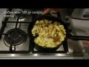Пирог с яблоками - простой и вкусный рецепт