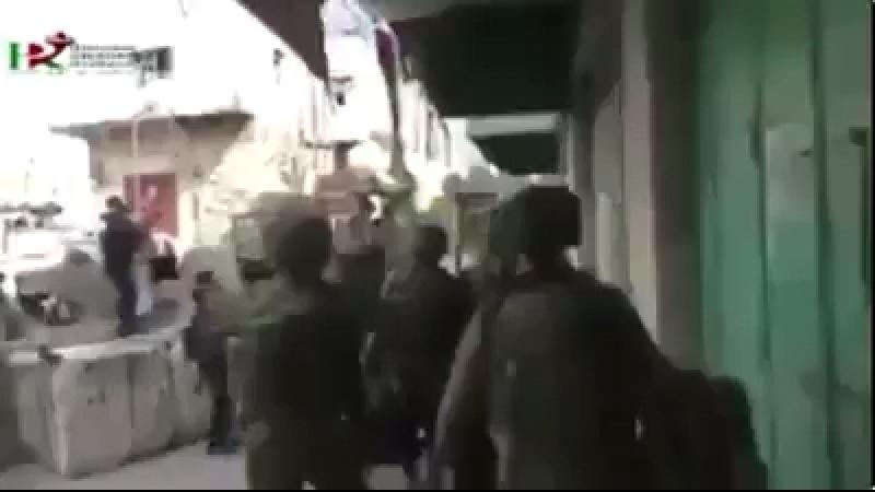 Похищение ребенка израильскими военными [Dagestan today]