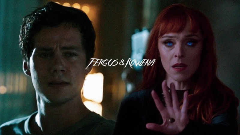Fergus Rowena || I Feel Like I'm Drowning [RUS SUB]