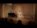 07.03.2018 фрагмент из балета Щелкунчик на сцене Дома Романса