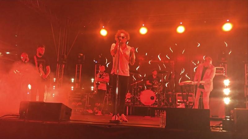 ЛСП - Ты Не Считаешь (Noize MC cover) (Тула, 08.09.18) | фестиваль HARDSIGN SHOW